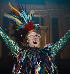Call off the riots! 'Rocketman' will NOT undergo cuts to gay sex scenes