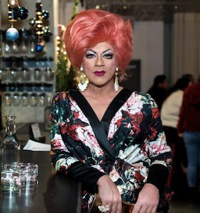 This San Francisco drag queen has 5 tips to celebrating being single on Valentine's Day