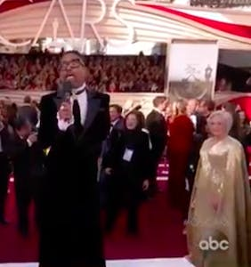 Glenn Close may have lost the Oscar, but she totally wins in this amazing GIF