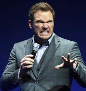 "Chris Pratt calls for ""less hate"" as he defends his homophobic church"