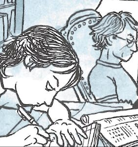 """New Jersey high school library quietly removes lesbian graphic novel """"Fun Home"""" from its shelves"""