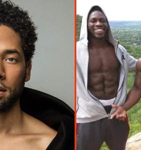 Jussie Smollett's texts read aloud in court and they look very bad