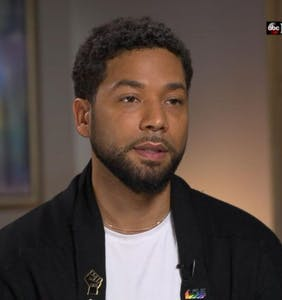 "In first interview since attack, Jussie Smollett says he's ""pissed off"" at those who doubt his story"