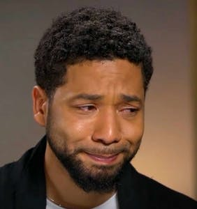 "Forget the hate crime, Jussie Smollett's lawyer now says the actor is the victim of a ""gang bang"""