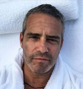 New dad Andy Cohen is back on Grindr and looking for love
