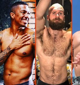 Garrett Magee's speedo, Michael Turchin's private ride, & Nick Jonas' dad bod
