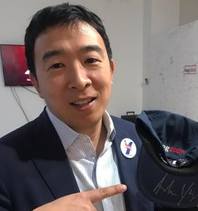 Meet Andrew Yang, the first anti-circumcision presidential candidate