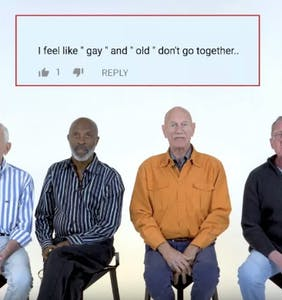 WATCH: Older gays respond to online trolls with some seriously sassy clap backs