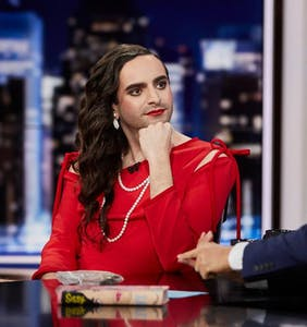 WATCH: Author Jacob Tobia is one proud sissy on 'The Daily Show'