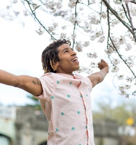 Forget Trump: The nation's capital comes to life each spring with boys, blossoms & parties