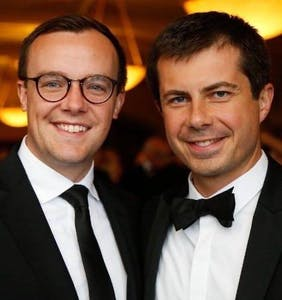Chasten Buttigieg recounts his first date with Mayor Pete, and it's pretty darn cute