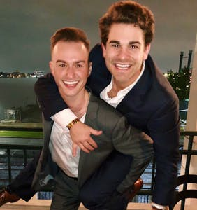 Gay student surprised his straight BFF wanted to be his spring formal date