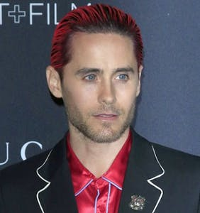 PHOTO: Jared Leto knows how to rock a rainbow thirst trap at 47
