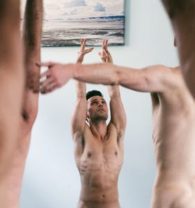 Wanna know what happens inside an all-male naked yoga class? This naked yogi tells all.