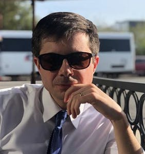 Memers are officially in love with Pete Buttigieg