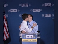 Gay Twitter shares a collective moment of pride over Pete Buttigieg's official 2020 launch