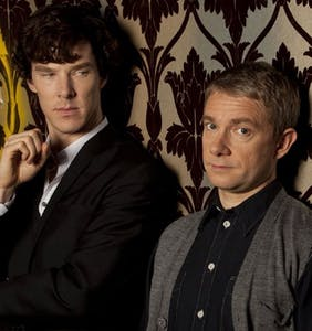 'Sherlock' star reveals gay backlash sparked by homoerotic series
