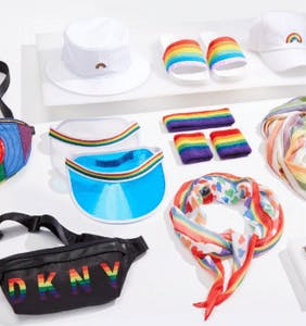 10 fabulous accessories from Macy's Pride Collection