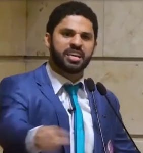Meet David Miranda, the gay politician defending LGBTQ rights in Brazil