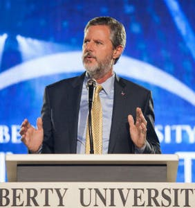 Jerry Falwell Jr.'s alleged x-rated photos could get him fired from his own university
