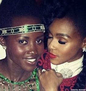 Are Lupita Nyong'o and Janelle Monae a couple?!