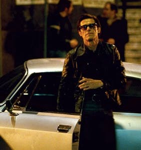 EXCLUSIVE: Willem Dafoe goes boy cruising in a new clip from 'Pasolini'