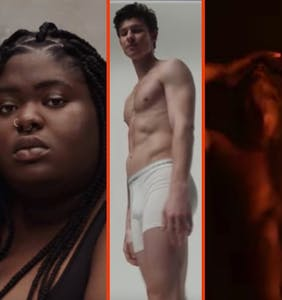 Calvin Klein's sexy new video packed with queer celebs & allies, from Indya Moore to Troye Sivan