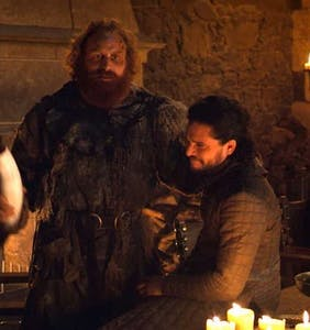 Yes, there really was a Starbucks cup in this week's 'Game of Thrones.' Bring on the memes.