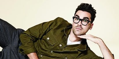 """Seek joy at every opportunity."" Dan Levy on his career, legacy and surviving life as a sex symbol"