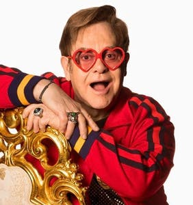 Elton John gives his honest review of the 'Rocketman' sex scenes