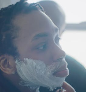 Father teaches trans son to shave in moving ad for Gillette