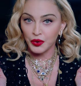 Madonna doesn't apologize, would like everyone to just forget that terrible video she shared… OK?