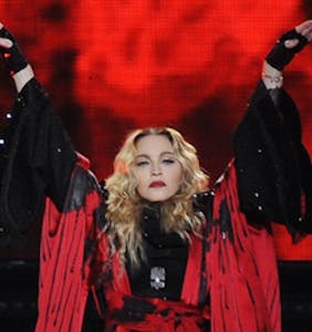"Madonna just released a queer anthem called ""I Rise"" to mark 50 years since Stonewall"