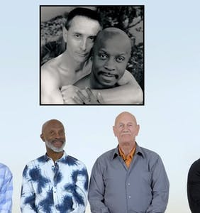 WATCH: Gays of a certain age look back at the great loves of their lives