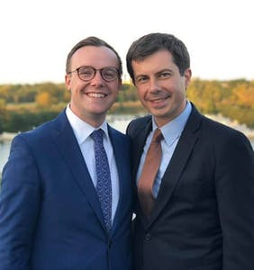Dating app where Pete Buttigieg met his husband sees huge surge in new users