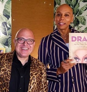 Frank DeCaro on the dirtiest joke he heard Divine tell, RuPaul's impact & his new book on drag