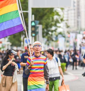Taiwan makes history by becoming the first Asian country to legalize marriage equality