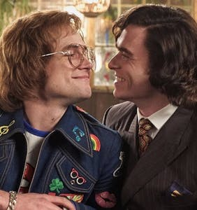 EXCLUSIVE: Check out a flirty new clip from 'Rocketman'
