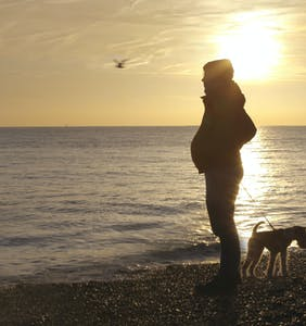 Can pregnancy be masculine? New reports say yes.