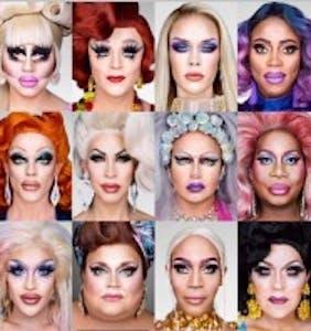 Le classement des «drag queens les plus puissantes d'Amérique» est traîné par les reines de la liste