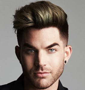 Adam Lambert opens up about dealing with gay music execs and their internalized homophobia