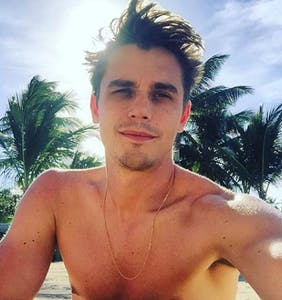 Antoni Porowski says he never set out to become a sex symbol