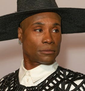 Billy Porter is freaking out about his first-ever nude scene, says he may need to take a Valium