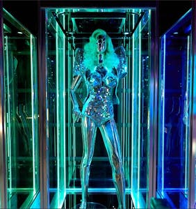 Lady Gaga opened the Haus of Gaga in Las Vegas and it looks spectacular