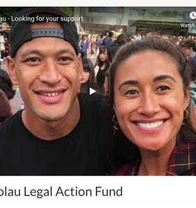 Homophobic rugby player raises almost $500K in 24 hours from fans happy to pay his legal fees