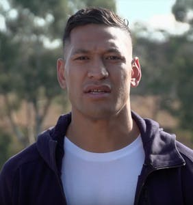 Homophobic rugby player launches new fundraiser, blows past goal by raking in $1000 a minute