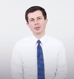 Pete Buttigieg survives a lightning round of 20 questions
