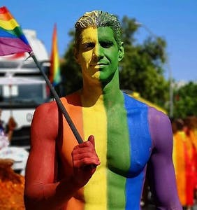 Photos: The best pride outfits so far, part I