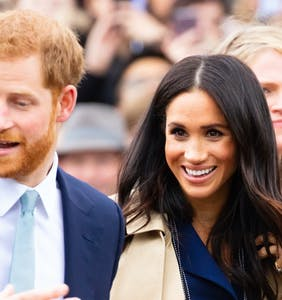 Prince Harry and Meghan Markle become first British royals to publicly celebrate Pride