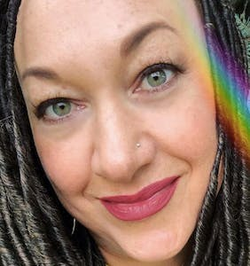 "Bisexuals respond to Rachel Dolezal's Pride shout out with a collective ""Girl, bye!"""